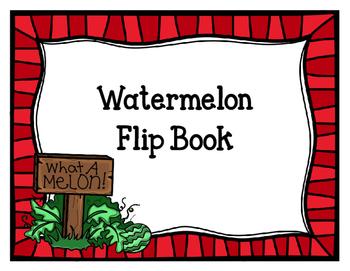 Watermelon Flip Book