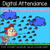 Watermelon Fun Digital Attendance (Smart Boards and Computers)
