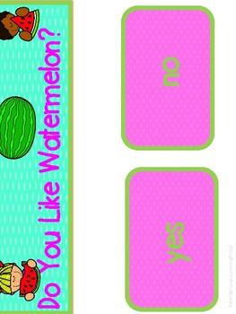 Watermelon Graph