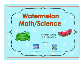 Watermelon Math/Science