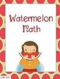 Watermelon Mental Math