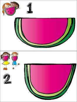 Watermelon Number Fun