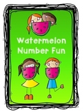 Watermelon Number Fun