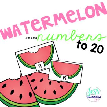 Watermelon Number Practice