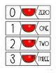 Watermelon Number Puzzles 0-20 Math Center