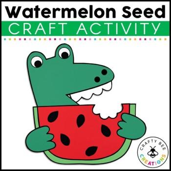 Watermelon Seed Craft
