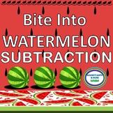 Watermelon Subtraction