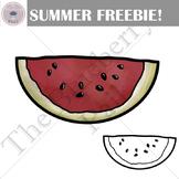 Watermelon Summer Freebie