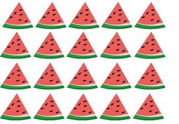 Watermelon - Table rewards