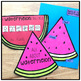 Watermelon Unit | Perfect for a Watermelon Day!