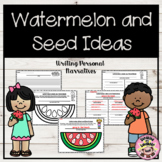 Watermelon and Seed Ideas