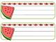 Watermelon classroom theme- BE10001
