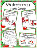 Watermelon math bundle