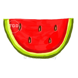 Watermelon - watermelon clip art, watermelon Printable Tracey Gurley Designs