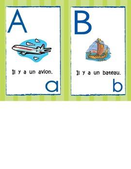 Watermelonworks L'alphabet sampler