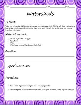 Watershed Lab