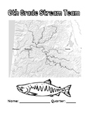 Watershed and Salmon Studies Interactive Notebook