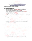 Watersheds Guided Films Worksheet distance learning remote