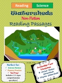 Watersheds Nonfiction Reading Passage with Comprehension Q