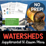 Watersheds - Supplemental Lesson - No Lab