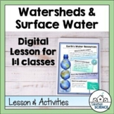 Watersheds & Surface Water Lessons for Distance Learning
