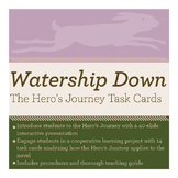 Watership Down: Archetypes and Hero's Journey Cooperative