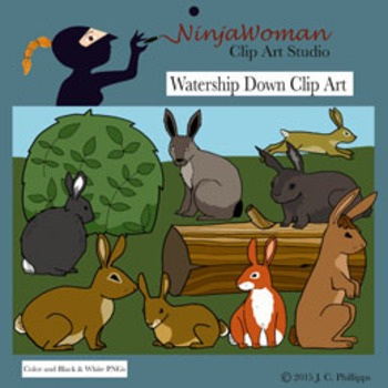 Watership Down Clip Art