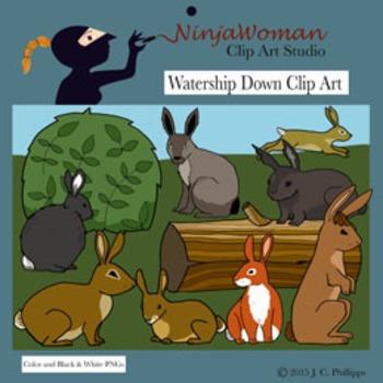 Watership Down Clip Art