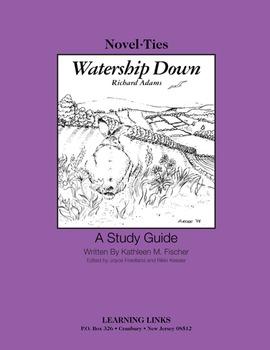 Watership Down - Novel-Ties Study Guide