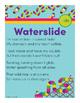 Waterslide - ide Word Family Poem of the Week - Long Vowel I CVCe Fluency Poem