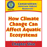 Waterway Habitat Resources: How Climate Change Can Affect Aquatic Ecosystems