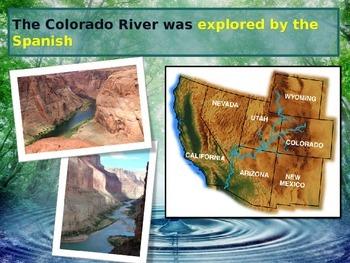 Waterways of North America
