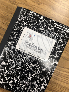 Mystery Science Grade 5- Watery Planet Interactive Notebook