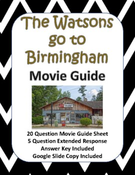 Watsons Go to Birmingham Movie Guide