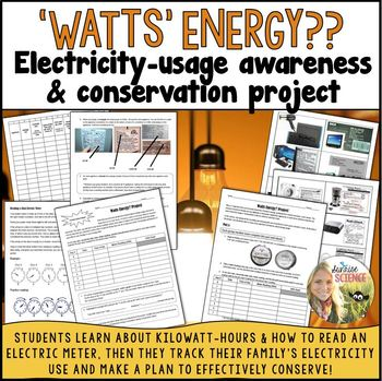 Electricity Awareness and Conservation Project : 'Watts' Energy?