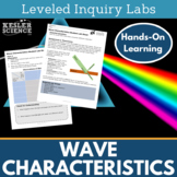 Wave Characteristics - Reflection, Absorption, Transmission Inquiry Labs