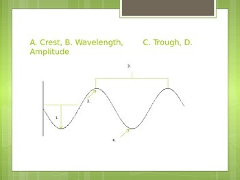 Wave Openers/Formative Assessments