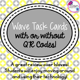 Wave Task Cards with or without QR Codes!