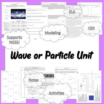 Wave or Particle Unit