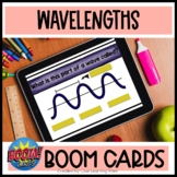Wavelengths BOOM Cards | 4th Grade Science | Light and Sound