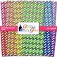 Wavering Chevron Paper {Scrapbook Backgrounds for Task Cards & Brag Tags}