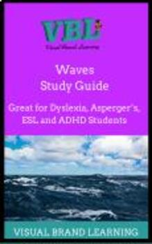 Waves:  Printables  Study Guide Homeschool