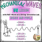 Waves 5E Lesson with PhET Lab