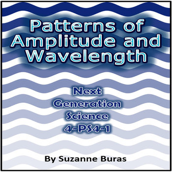 Waves: Amplitude and Wavelength Patterns - Next Generation Science 4-PS4-1