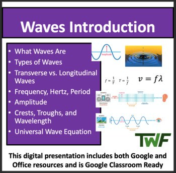 Waves - An Introduction - A Physics Lesson Package