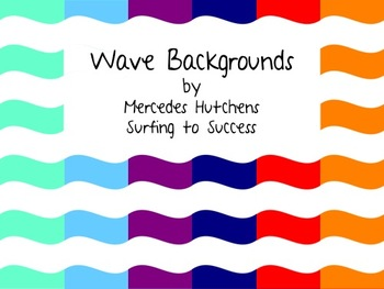 Waves Backgrounds