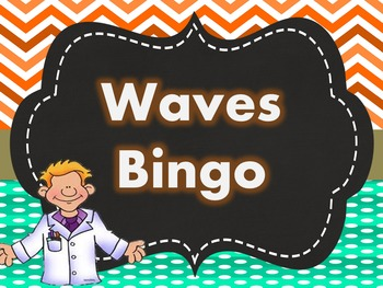 Waves Bingo