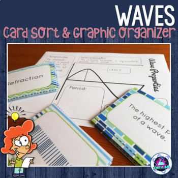 Waves Card Sort & Graphic Organizer