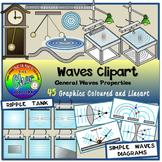 Waves Clipart (General Waves Properties)