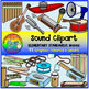 Waves Clipart (Light and Sound- Elementary Standards)